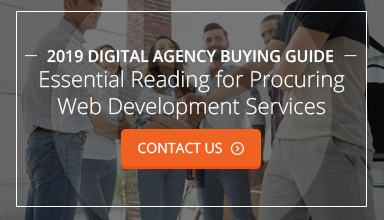 2018 Web Agency Buying Guide