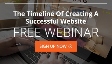 FREE WEBINAR: The Timeline of Creating a Successful Website