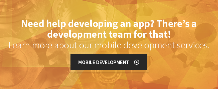 Mobile Development: Apps & Web - New Possibilities Group