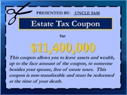 Estate Tax Coupon Kukui Webinar