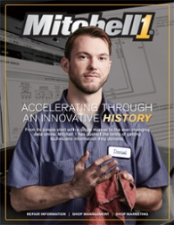 Mitchell 1 Accelerating Through an Innovative History Cover