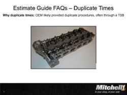 Estimate Guide FAQs Answered
