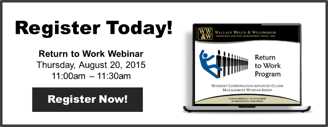 W3 Return to Work Webinar