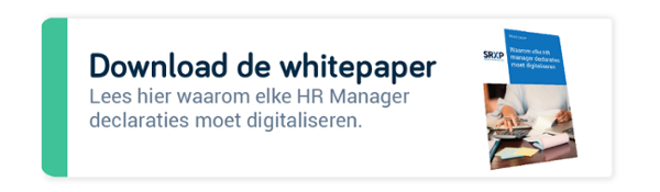 Whitepaper: 6 redenen waarom elke HR manager declaraties moet digitaliseren