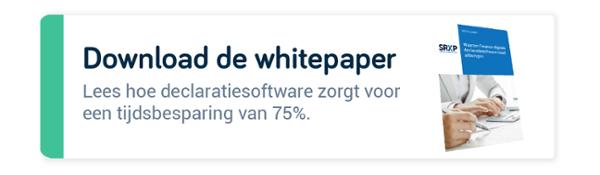 Whitepaper: Waarom finance digitale declaratiesoftware moet afdwingen