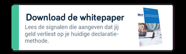Whitepaper: 6 signalen dat jouw declaratieproces aan vernieuwing toe is
