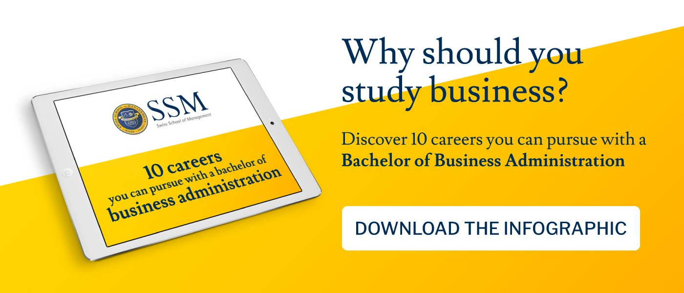 Why should I study business