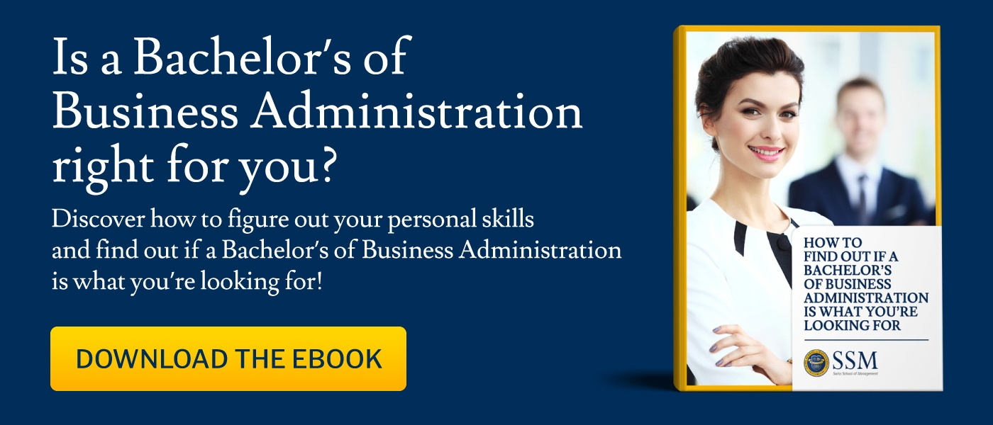 Find out if a Bachelor's of Business Administration is what you're looking for