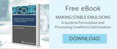 Free guide to making stale emulsions