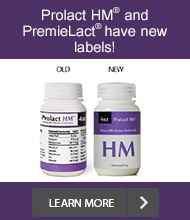 Prolacta Donor Human Milk Products have new labels