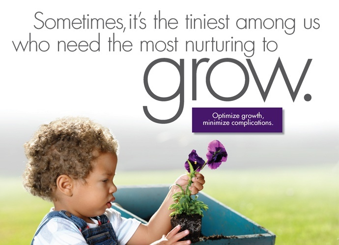 Optimize growth, minimize complications with an exclusive human milk diet