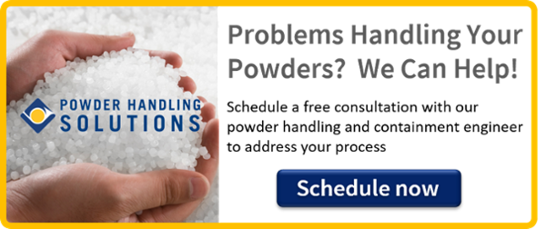 Powder Handling Consultation CTA