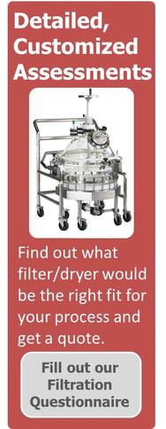 Filtration Questionnaire