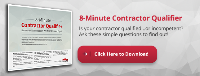 Istueta Roofing 8-minute contractor qualifier