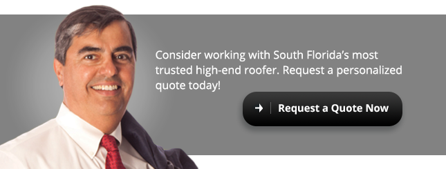 Frank Istueta's request a quote CTA button