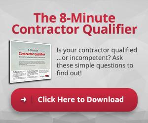 Istueta Roofing 8 Minute Contractor Interrogation CTA Button