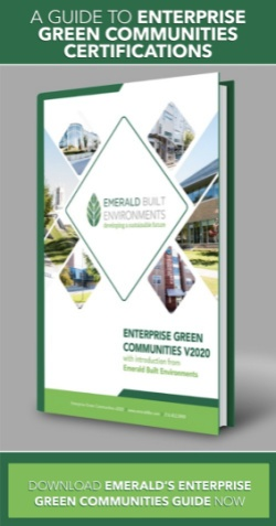 Guide to enterprise green communities certifications