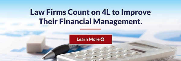 Improve your law firm's financial management