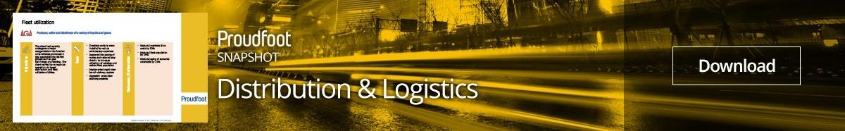 Distribution and Logistics Snapshot Boost Distribution