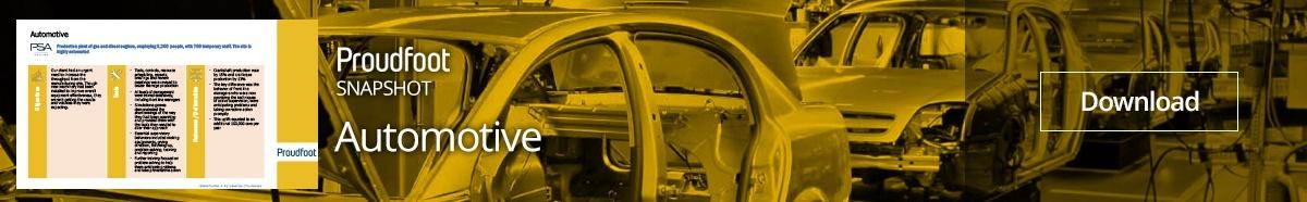 Automotive Snapshot PSA