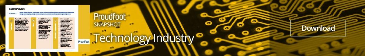 Technology Snapshot Resource Management