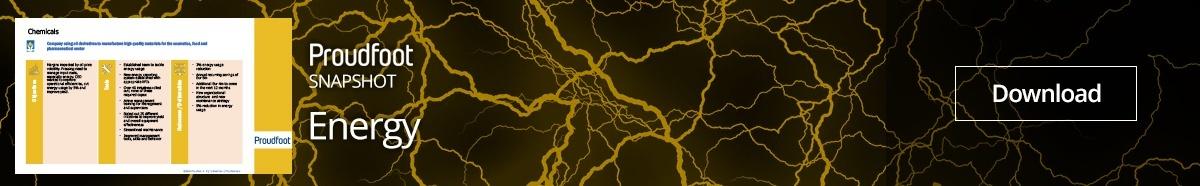 Energy Snapshot Chemicals