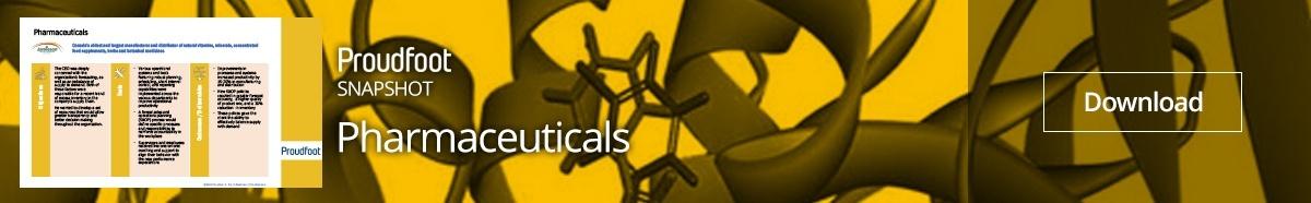 Pharmaceuticals Snapshot Vitamin Manufacturer