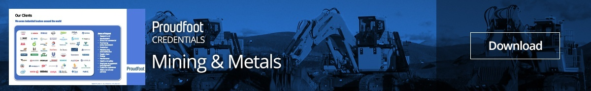 Mining and Metals Credentials