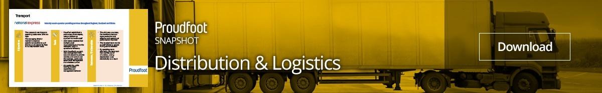 Distribution and Logistics Snapshot Transport