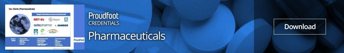 Pharmaceuticals Credentials