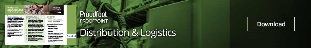 Distribution and Logistics Supply Chain Efficiency