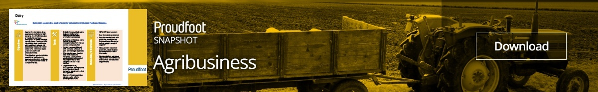 Agribusiness Snapshot Manage Cost Base