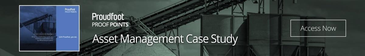 Proudfoot Proof Point - Asset Management Case Study