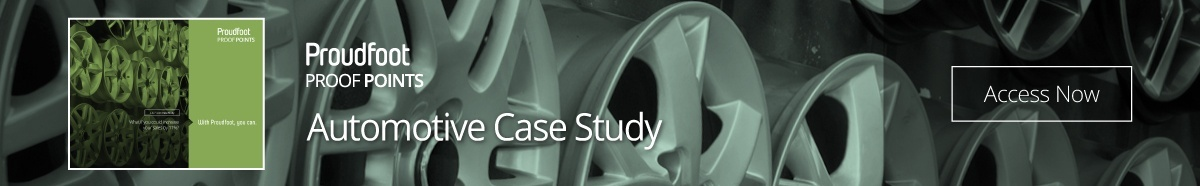 Proudfoot Proof Points - Automotive and Assembly Case Study