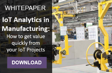 Download Whitepaper - IoT Analytics in Manufacturing