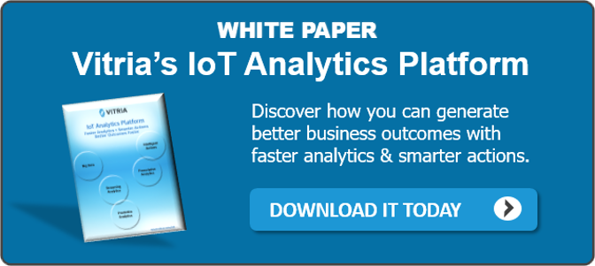 Download Whitepaper - Vitria's IoT Analytics Platform