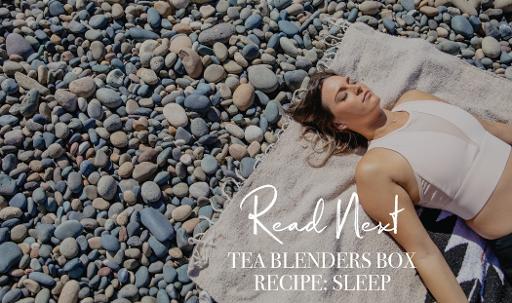 Read Next Tea Blenders Box - Sleep