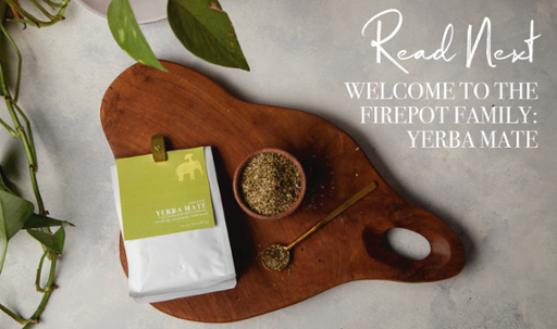 Welcome to the Firepot Family: Yerba Mate