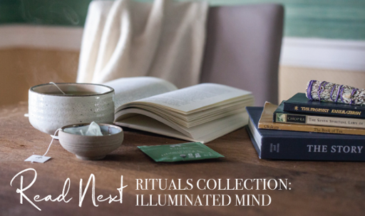 Read Next: Rituals Collection - Illuminated Mind