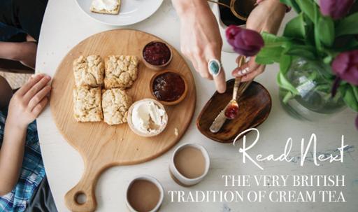 Read Next: The Very British Tradition of Cream Tea