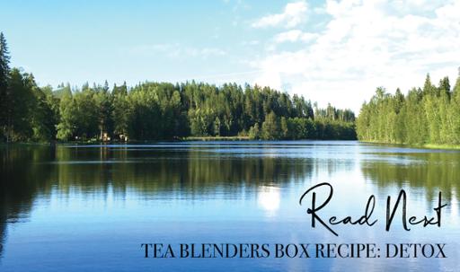 Read Next Tea Blenders Box - Detox