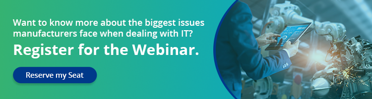 manufacturing and it webinar