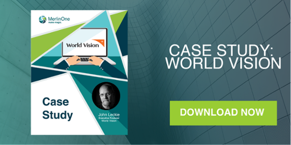 MerlinOne World Vision Case Study Download