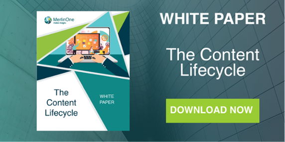 MerlinOne CTA The Content Lifecycle White Paper Download