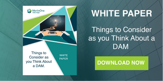 MerlinOne CTA Things to Consider as you Think About a DAM White Paper Download