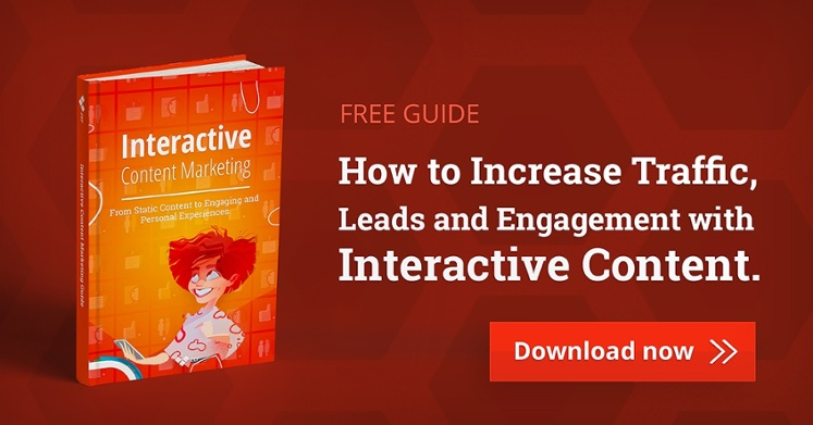 Learn How to Increase Traffic, Leads and Engagement with Interactive Content