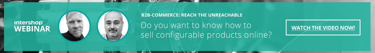 Webinar: Selling configurable products online