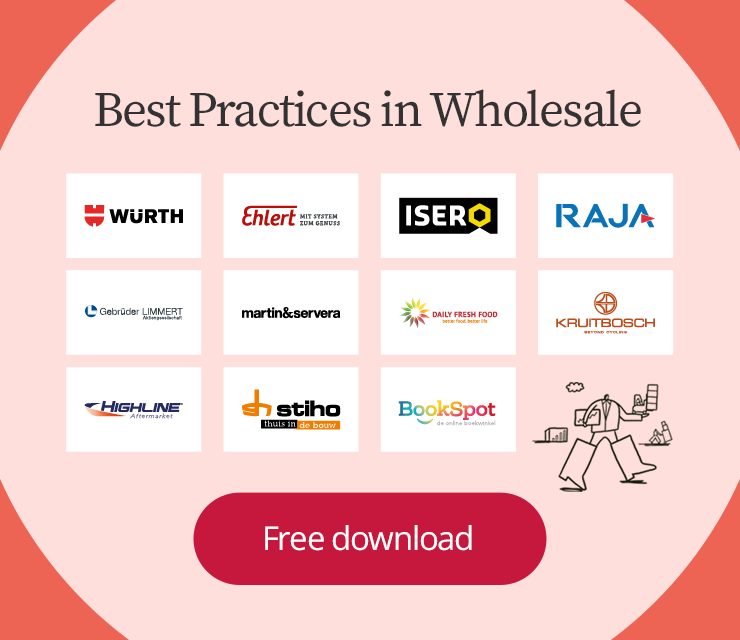 Best Practises in the digitization of wholesale