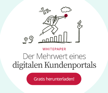 Digitales Kundenportal