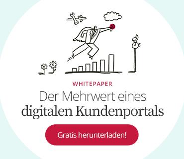 Digitales Kundenportal